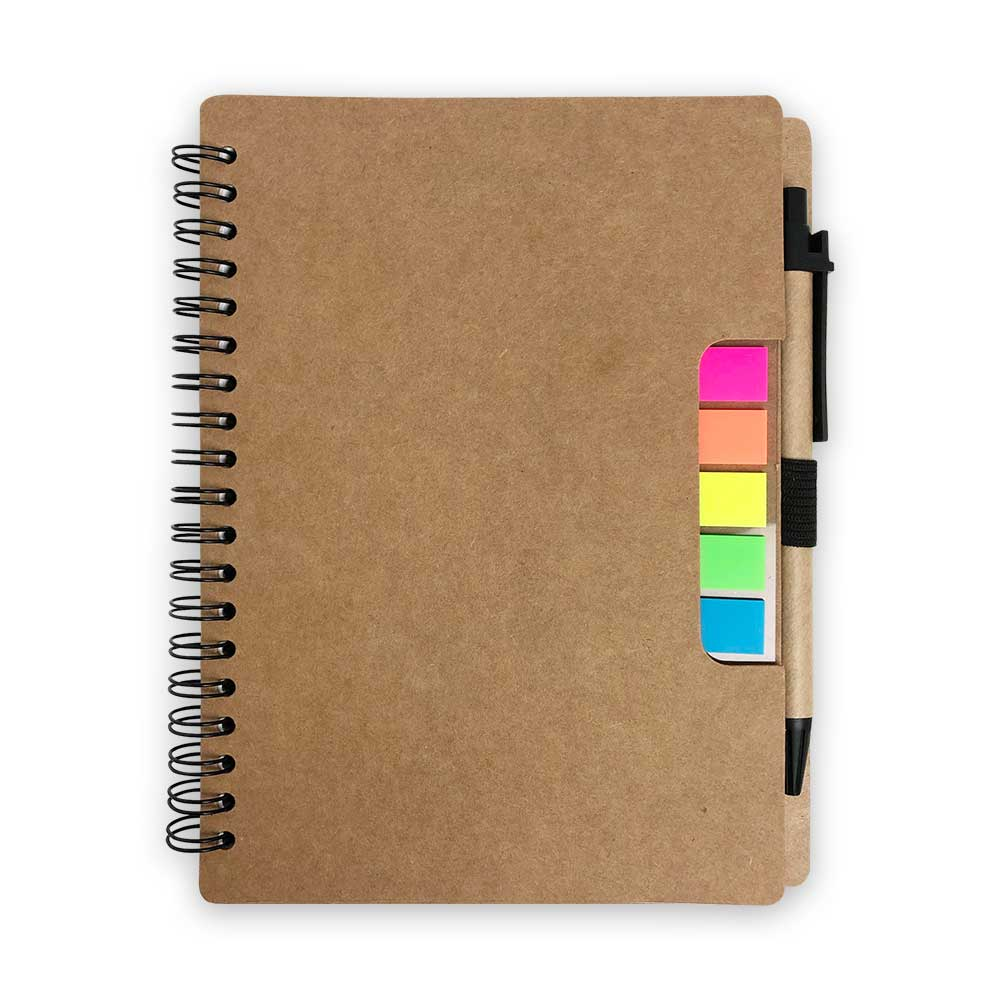 ECO FRIENDLY NOTEBOOK