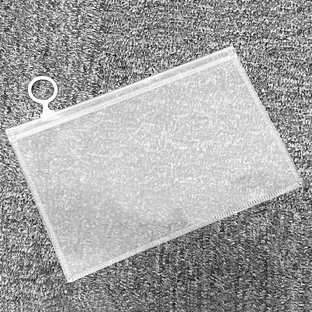 Multi Purpose PVC Zip Pouch